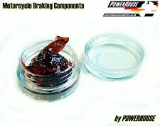 Motorcycle Brake Brakes Caliper Rebuild Castrol Red Rubber Grease Service Pack