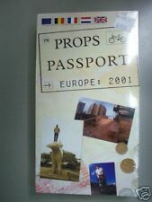 ***NEW*** Props Passport Europe 2001 BMX VHS Video