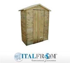 Box Casette in Legno Casetta da Giardino Ricovero Attrezzi ITALFROM801
