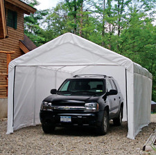 Canopy Kit Tent Car Shade Outdoor Shelter Carports Garage Portable 12 x 20 ft