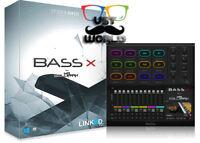 StudioLinkedVST BASSx by Mr.Collipark ( Windows & MacOS ) - eDelivery