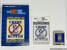 Atari XE - Crime Buster