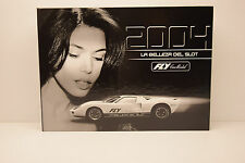 COFFRET FORD GT 40 EDICION ESPECIAL CATALOGO 2004 FLY 1/32 NEUF