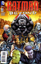 BATMAN BEYOND (2015) #2 Andy Kubert VARIANT Cover 1:25