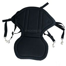 New listing Adjustable Padded Back Pack Rest Bag Kayak Seat Canoe Backrest Drifting Cushion