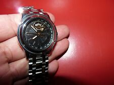 Amazing SECTOR 850 AUTOMATIC SWISS MADE MEN'S WATCH Black chronograph