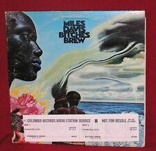 Miles Davis Original 2 LP Set Bitches Brew 1970 Columbia GP 26 Promo 2 Eyes VG++
