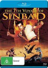 The 7th Voyage Of Sinbad (Blu-ray, 2016)