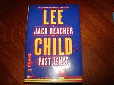Past Tense Lee Child Jack Reacher Mystery Crime 1st Edition Thriller Novel 2018