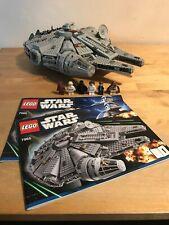 Lego Star Wars 7965 Halcón Milenario (en Caja)