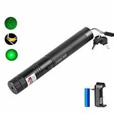 5mW Laser Pointer 532nm 303 Green Laser Pointer Rechargeable Presentation Pen