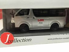 TOYOTA HIACE Van 2008 Japan 1:43 J COLLECTION VOITURE-DIECAST-JCL218