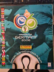 Figurini Panini Germany 2006 Complete Sticker Book #36