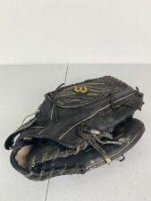 "Wilson OG7 A9831 Softball Glove Optima Gold Series Black Size:  12.5"""