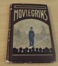 "ORIGINAL 1st ED 1915 'Comic MOVIE Anecdotes' ""MOVIEGRINS"" Charlie Chaplin COVER~"