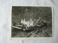Ih International Harvester Stock Photo Td 9b Tractor For Logging 8x10
