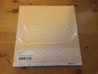 American Crafts Botanique Amelia Gilt Patterned & Solid Paper 12X12 Scrapbook 25