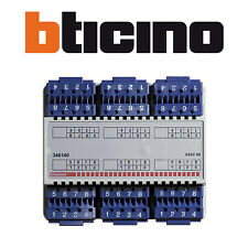 BTICINO TERRANEO 346140 Bticino - Audio Digital Riser Distribution Block SHUNT