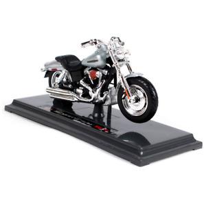 Maisto 1:18 Harley Davidson 2009 FXDFSE CVO Fat Bob MOTORCYCLE BIKE Model IN BOX