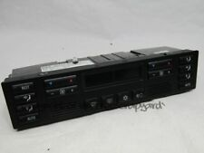 BMW 7 series E38 91-04 V8 heater climate control unit panel 8372497