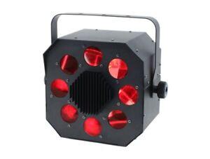 Equinox Shard 60W RGBW LED Moonflower DJ Disco DMX Lighting Effect inc Warranty