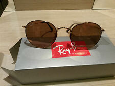 OCCHIALI DA SOLE RAY-BAN 3447N 50 001/Z2 GOLD ORO COPPER FLASH LENSES SUNGLASSES