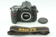[EXC++++++] NIKON F6 35mm SLR Film Camera Body Only w/Strap From Japan