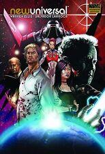 New Universal: Everything Went White by Ellis & Larroca 2007 HC Marvel OOP
