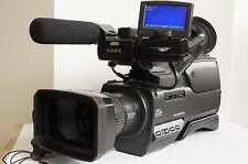 Sony HVR-HD1000E HD , HDV MiniDV Camcorder Handycam +DV-IN/out +Gewährleistung