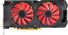 XFX - AMD Radeon RX 570 4GB GDDR5 PCI Express 3.0 Graphics Card - Black