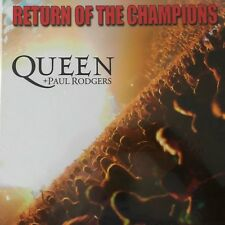Return of the Champions by Queen (180g LTD Vinyl 3LP), 2005, EMI Music / box set