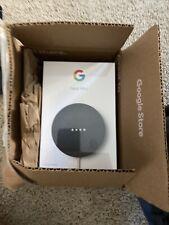 Brand New Google Nest Mini  Smart Speaker - Charcoal Sealed