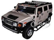 "2003 HUMMER H2 ""CSI: MIAMI"" (2002-2012) TV SERIES 1/18 CAR BY HIGHWAY 61 18006"