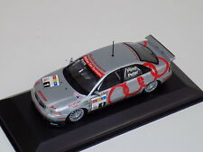 1/43 Minichamps Audi A4 #1 Pirro / Peter dealer edition