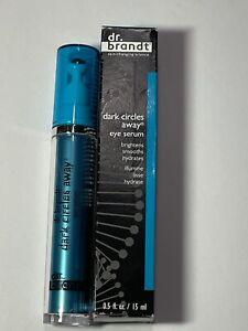Dr.Brandt Dr. Brandt Dark circles away collagen eye serum  0.5 fl. oz / 15 ml