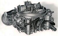 Solex Pierburg 4A1 Vergaser Reinigung Überholung inkl.Teile + Grundeinstellung