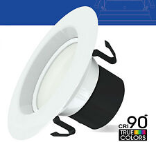 Down Light Trim 10W LED Recessed Dimmable 4 Inch Retrofit Ceiling Down Light