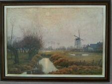 Ölgemälde Alfred Rasenberger Düsseldorfer Malerschule