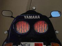 01-02 R6 LED BLUE Taillight Tail Signal Light 2001 2002