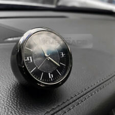 Detachable Luminous Hands Analog Clock Watch Dashboard Air Vent for All Vehicle