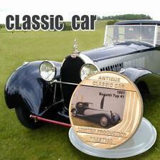 WR Bugatti Type 41 Oldtimer Klassisches Auto Münze Sammlung Als Geschenk