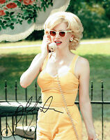 Jessica CHASTAIN SIGNED Autograph 10x8 Photo AFTAL COA BLONDE American Actress