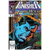 Punisher (1987 series) #30 in Near Mint minus condition. Marvel comics [*pd]