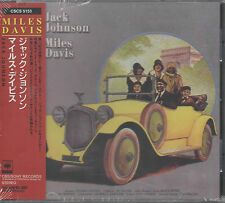 Davis Miles Johnson Jack ORIGINAL SOUNDTRACK JAPAN CD NUOVO right off-Yesternow