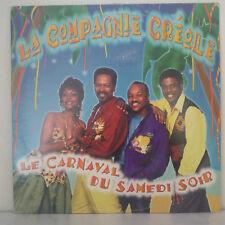 """La Compagnie Créole – Le Carnaval Du Samedi Soir - Maxi Vinyl, 12"""" - 1988  Zouk"""