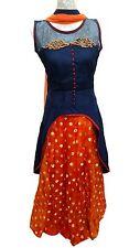 Bollywood Anarkali Pakistani Designer Salwar Churidar Anarkali Suit large  RT147