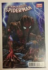 Amazing Spider-Man #1 High Grade GameStop Power Up Variant Marvel Exclusive