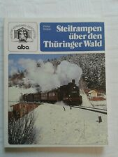 Steep ramps on the Thuringian Forest, Alba small transport history 1983