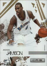 2009-10 Rookies and Stars Gold Holofoil #97 Antawn Jamison Wizards /250