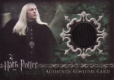Harry Potter Goblet of Fire Update Lucius Malfoy C1 Costume Card